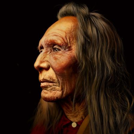 indio anciano